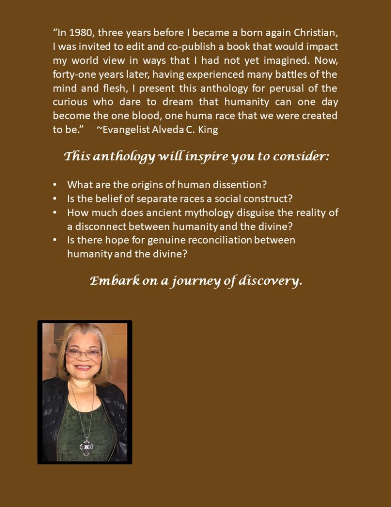 By Way Of Africa, Greece, and Calvary - Evangelist Alveda King